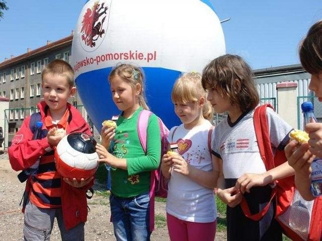 Ponad setka dzieci z 19 szkół miasta i powiatu grudziądzkiego wzięła dzisiaj udział w lekcji samorządności
