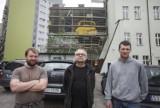 Mural Jacka Rykały w Sosnowcu już gotowy [WIDEO, ZDĘCIA]
