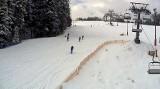 W Beskidach kolejki i gondole działają! Ale... nie dla narciarzy, choć śniegu całkiem sporo, a pogoda piękna
