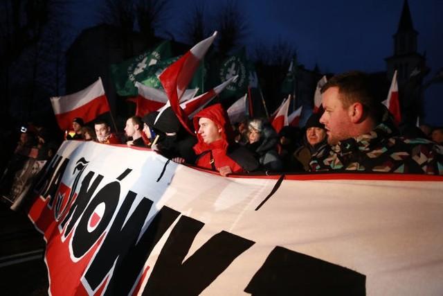 Marsz narodowców w Hajnówce odbędzie się