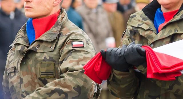 Nie żyje białostocki żołnierz. Zmarł w przychodni