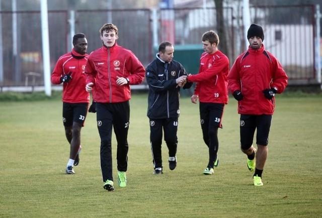 Piłkarze Widzewa do zajęć wrócą we wtorek.
