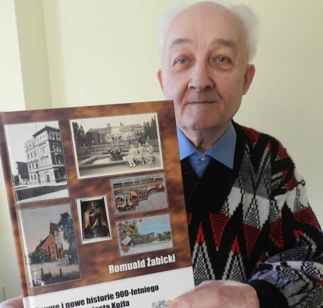 Autorem jest pasjonat historii z Kędzierzyna-Koźla Romuald Żabicki.