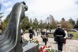 Rocznica Zbrodni Katyńskiej. Przy pomniku Golgoty Wschodu w Gdańsku oddano hołd pomordowanym