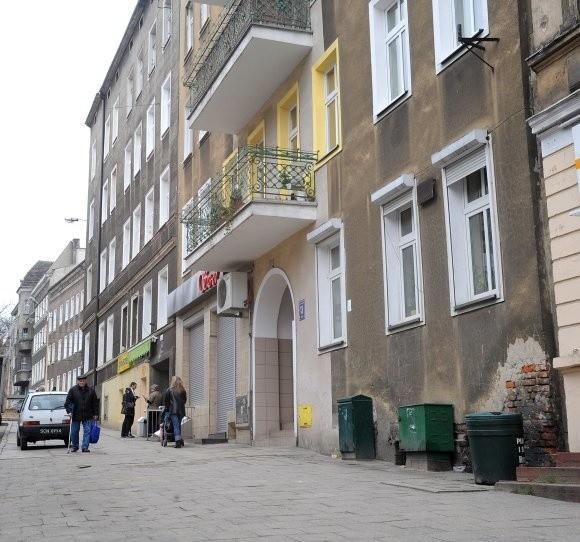 Budynek przy ul. Szarotki został zakwalifikowany do generalnego remontu.