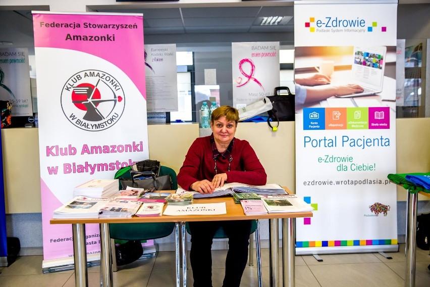 Dni Otwarte Białostockiego Centrum Onkologii cieszyły się...