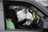 Epidemia: Raport minuta po minucie. Duży skok zachorowań