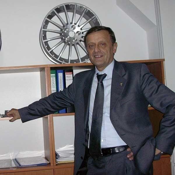 Renzo Poli, prezes Toory.