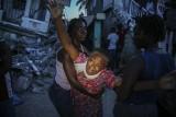 Trzęsienie ziemi uderzyło w Haiti. Zginęły co najmniej 304 osoby. Ponad 1800 Haitańczyków zostało rannych