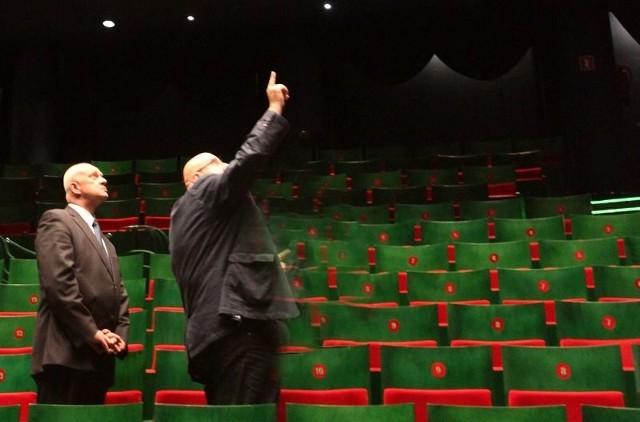 Roberto Skolmowski (z prawej) już nie jest dyrektorem Opery i Filharmonii Podlaskiej