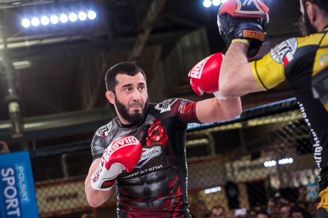 KSW 39 Colosseum: Khalidov vs. Mańkowski ONLINE. Walka w internecie. Zobacz STREAM ZA DARMO [WIDEO]