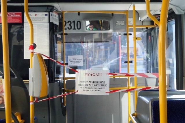 """Znikają """"strefy bezpieczeństwa"""" dla kierowców w lubelskich trolejbusach i autobusach miejskich"""