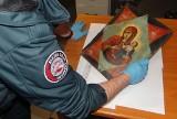 Na przejściu granicznym w Medyce celnicy udaremnili przemyt rosyjskich ikon z początku XX wieku [ZDJĘCIA]