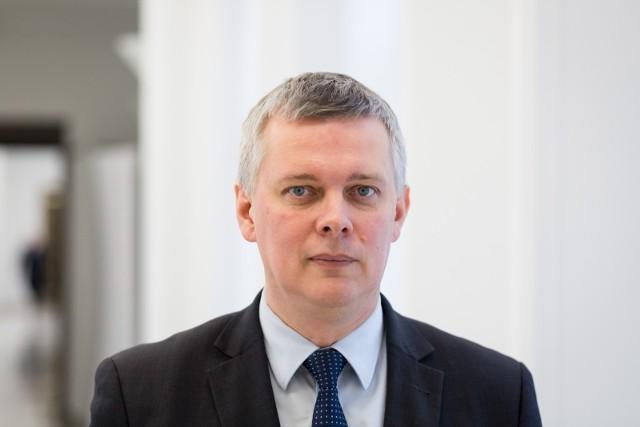 Tomasz Siemoniak, polityk Platformy Obywatelskiej, były szef MON
