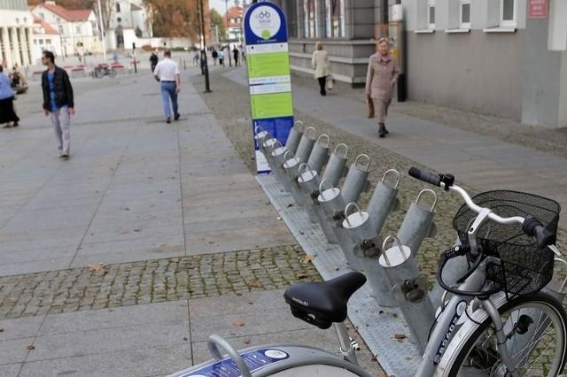 Firma Next Bike zadeklarowała, że we wtorek białostoczanie będą mogli wsiąść na BiKeR-y