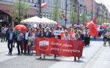 Manifestacja, pochód i piknik europejski w Łodzi - tak się święci 1 Maja! [zdjęcia]