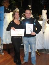 Ania i Marcin wygrali suknię ślubną i garnitur