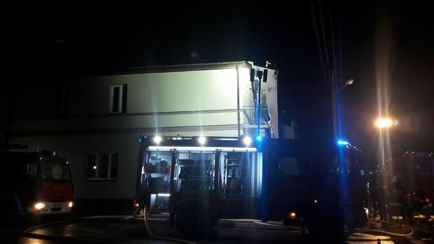 Pożar zniszczył dom rodziny Młynarskich z Lisewa. - Sąsiedzi...