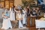 Łagów. Uczniowie ze szkoły podstawowej w Toporowie przygotowali jasełka z okazji Świąt Bożego Narodzenia. Wystawili je w kościele w Łagowie