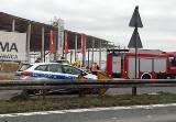 Śmiertelny wypadek na budowie w Czechowicach-Dziedzicach. 59-latek spadł z dużej wysokości