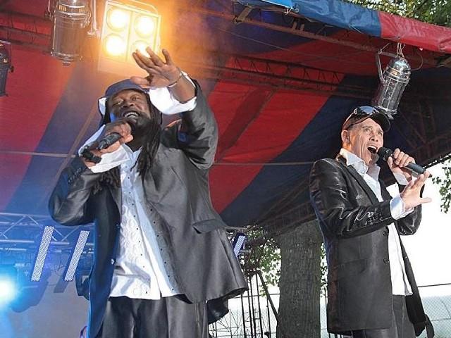 Zespół wystąpił w Łasinie