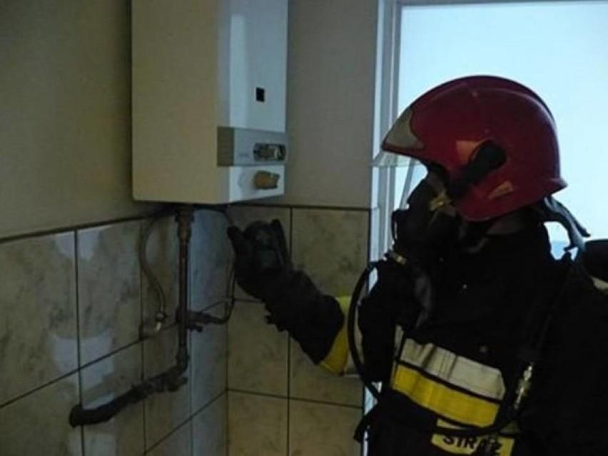 Śmiertelne stężenie czadu w mieszkaniu w Jastrzębiu