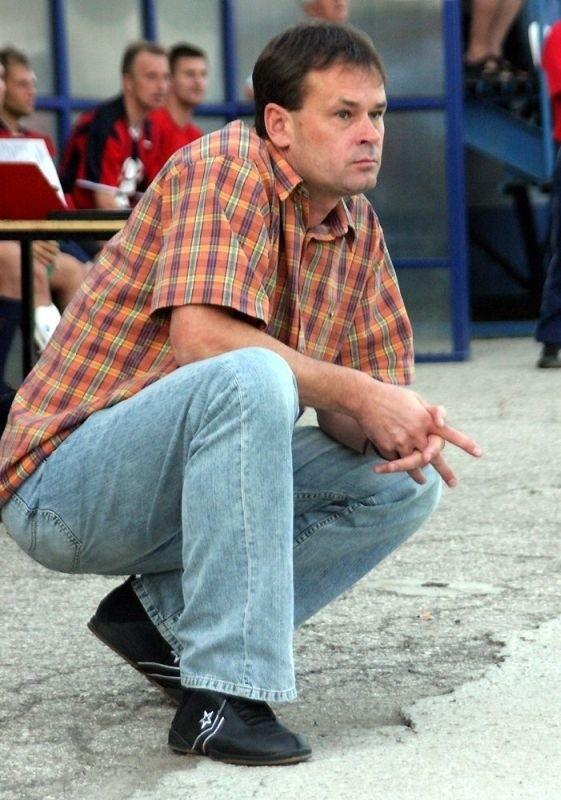 Trener Sławomir Adamus sugeruje, by w Stali Stalowa Wola szukano utalentowanych piłkarzy w naszym regionie.