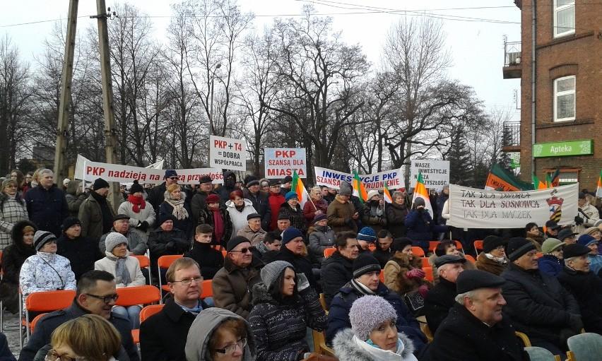 Sosnowiec: zielone światło dla remontu dworca w Maczkach?