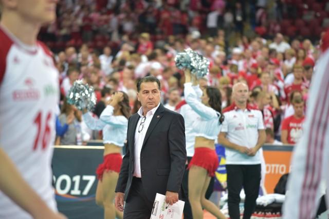 W 2017 r. De Giorgi prowadził reprezentację Polski w Lidze Światowej i mistrzostwach Europy. W obu turniejach zespół zawiódł.