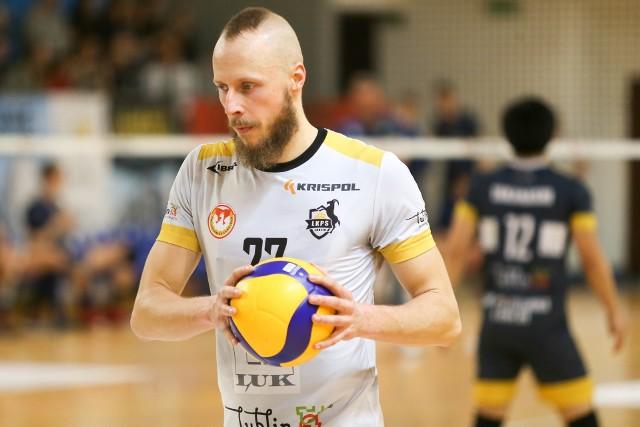 Na zdjęciu Bartosz Zrajkowski