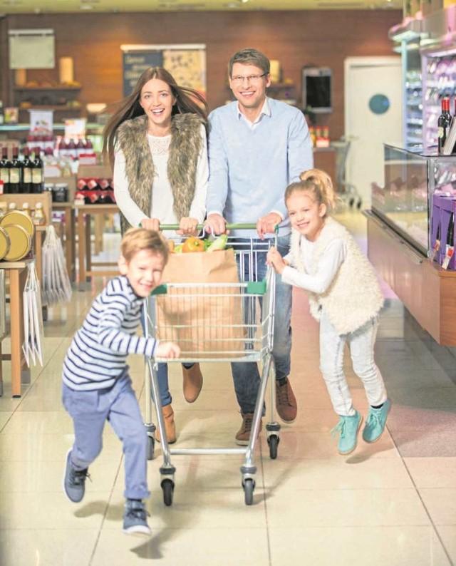 Na niedzielne zakupy Polacy wybierają się raczej po południu