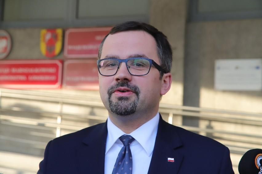 Marcin Horała, wiceminister infrastruktur i pełnomocnik rządu ds. CPK: - Nikogo nie będziemy uszczęśliwiać na siłę