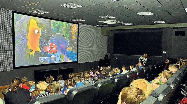 Szkoła wspólnie z ratuszem obmyślają nową koncepcję fordońskiego kina Jeremi