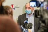 Marszałek prosi medyków o wsparcie oddziałów covidowych