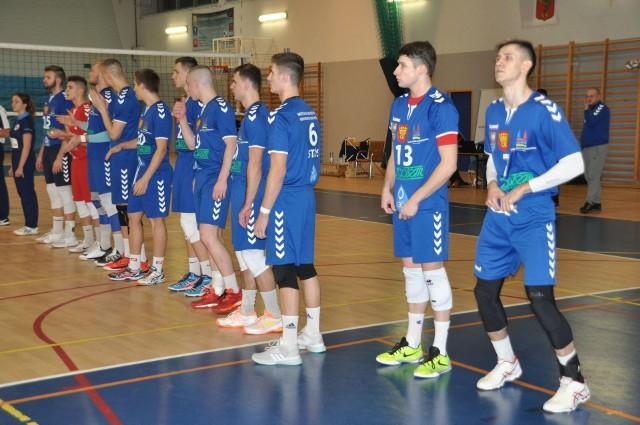Siatkarze Skórzanych Skarżysko/SMS Kielce przed pojedynkiem z Karpatami. Nasza drużyna poniosła w sobotę siódmą porażkę w lidze.