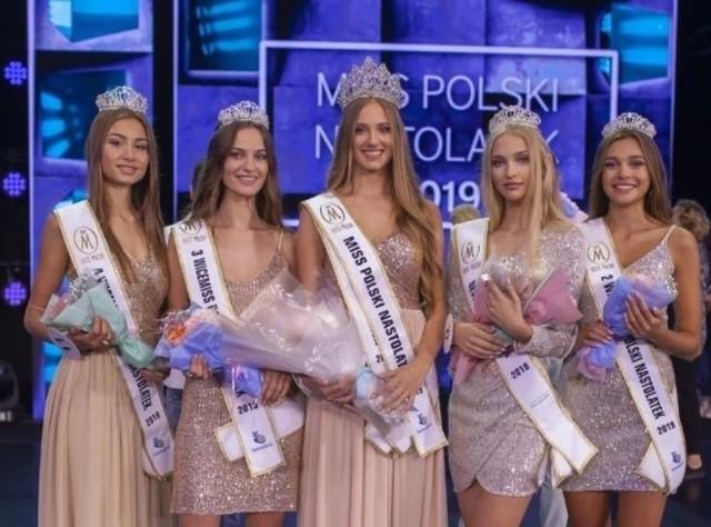 Tytuł najpiękniejszej Nastolatki Polski 2019 i koronę zdobyła Ślązaczka - 18-letnia Magdalena Michalska z miejscowości Orzesze Zawiść.