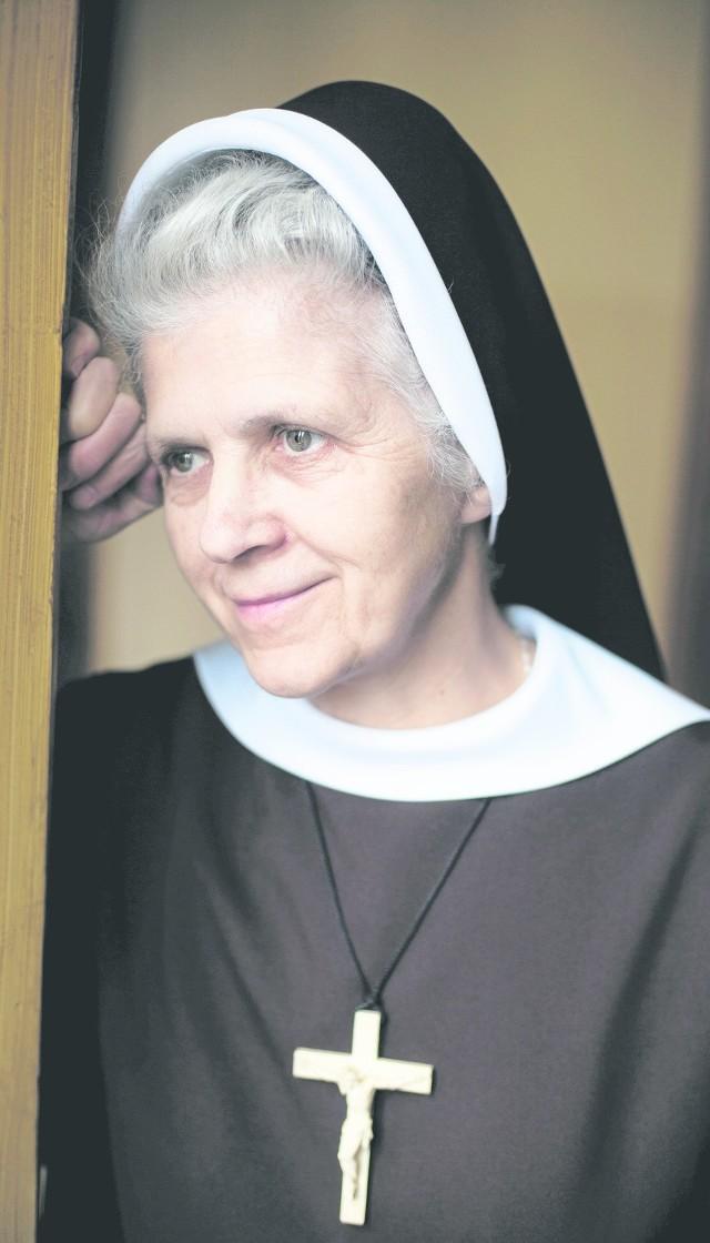 Siostra Alina Płoszczyca: Czuję się wolna. I nie zastanawiam się, czy innym wolno więcej