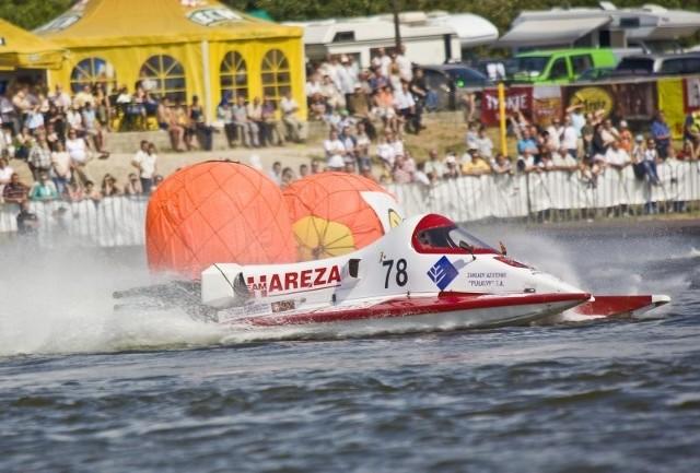 Gospodarze bardzo liczą na dobry występ w mistrzostwach świata Tadeusza Haręzy ze Żnina (na zdjęciu).