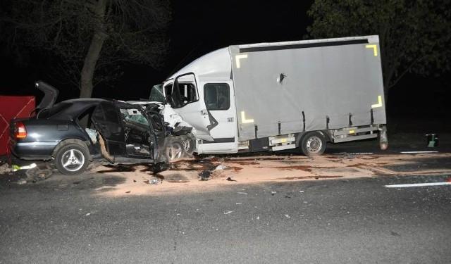 """Tragiczny wypadek na """"jedenastce"""". Nie żyje 22-latek"""