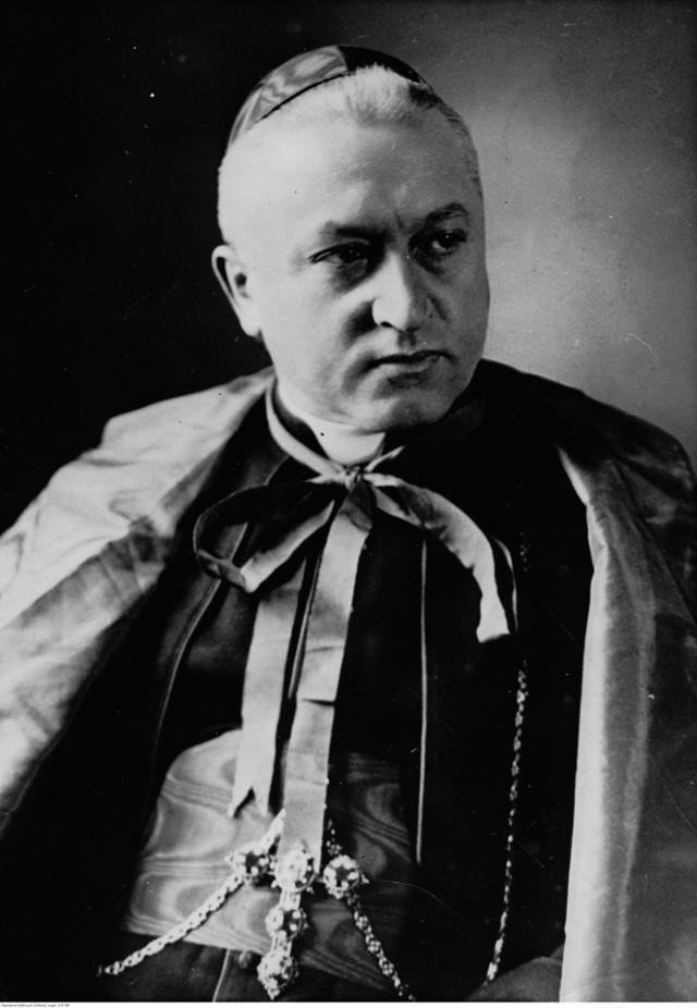 Prymas August Hlond we wrześniu 1939 roku opuścił Polskę i pojechał do Rzymu