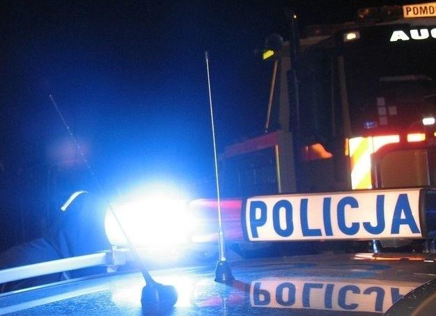 Samochód osobowy potrącił rowerzystę. 79-latek zginął na miejscu
