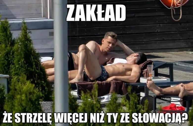 Memy po meczu Polska - Słowacja na Euro 2020...