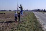 W Rzgowie zaczęło się wiosenne sadzenie drzew i krzewów