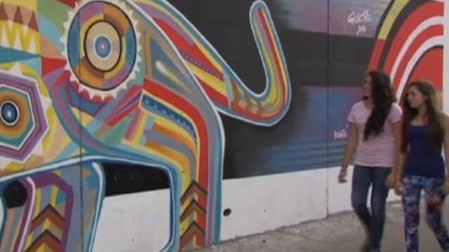 W Limie trwa festiwal street-artuFestiwal Street Art-u ożywił mury miasta (wideo)