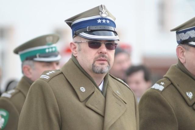 Płk Adam Słodczyk