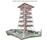 Uhowo. Ogromna wieża widokowa stanie niedaleko rzeki Narew