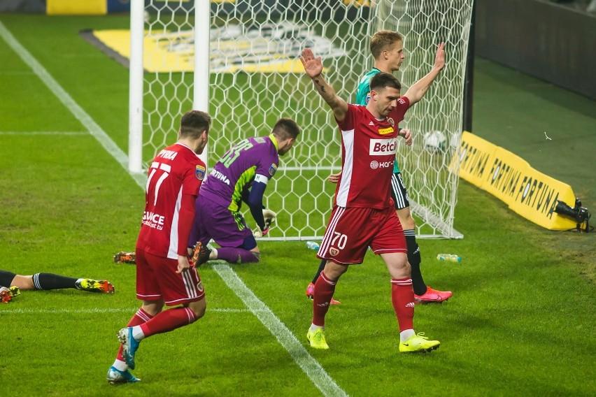 Jakub Świerczok to drugi najlepszy strzelec Ekstraklasy