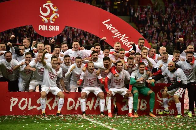 Reprezentacja Polski wygrała grupę eliminacji mistrzostw świata i awansowała na mundial w Rosji.