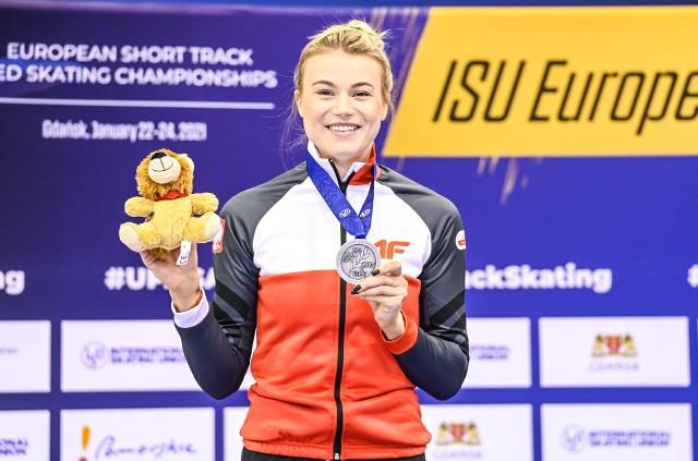 Natalia Maliszewska w tym sezonie została wicemistrzynią Europy. W światowym czempionacie też chce stanać na podium