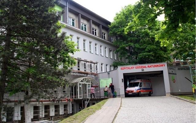 Pacjent z podejrzeniem koronawirusa zgłosił się do Szpitalnego Oddziału Ratunkowego w Skierniewicach